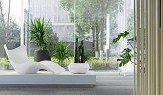 Mobiliario con glamour para tu decoración www.lavidaenled.com