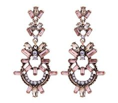 Valentino Earrings - Rose
