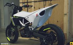 More Awesome Pictures of the Husqvarna 701 Concept - Photo Gallery - autoevolution