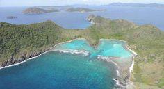 Ginger Island - BVI, Caribbean