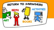 Keith Haring Lesson Plans