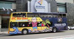BC By Bus já está circulando pela região | Portal Timbó Net