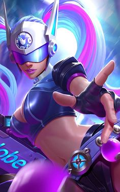 Blue Spectre Layla Mobile Legends HD Mobile Wallpaper Whatsapp Background, Wolf, Mobile Legend Wallpaper, Best Mobile, Mobile Legends, Album, Bang Bang, App Hack, Android Phones