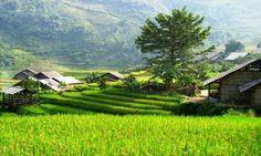 Sa Pa, Lao Cai, Vietnam