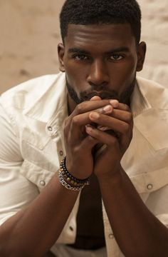 Soul Artist Management - Broderick Hunter's Portfolio page and index of images. Bookmark for Media Updates, Portfolio Changes and Social Media Stats on Broderick Hunter, represented by Soul Artist Management in gentlemen. Men In Black, Cute Black Guys, Gorgeous Black Men, Just Beautiful Men, Handsome Black Men, Black Boys, Black Men In Suits, Black Muscle Men, Dark Men