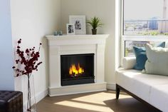 Decoration : Decorating Ideas For Fireplace Mantels French Fireplace Mantels' Contemporary Fireplace Mantels' Fireplace Mantels Decorating Ideas also Decorations Contemporary Fireplace Mantels, Corner Fireplace Mantels, Corner Electric Fireplace, Fireplace Design, Fireplace Ideas, Electric Fireplaces, Mantle Ideas, Living Room Furniture Layout, Rugs In Living Room