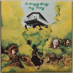 Dr. Strangely Strange - Heavy Petting album cover