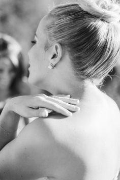 Bridal hair | hairstyle | Modern Fall Wedding