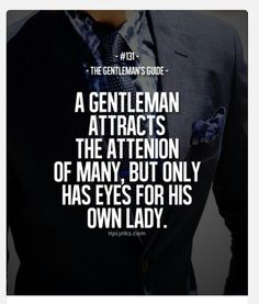 That's what a real guy does....