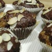 Double Chocolate Muffins Rezept - die einzig wahren Schokomuffins