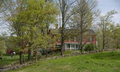 J. Alden Weir house | opened the fully restored and historically furnished Weir House