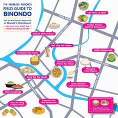 The Fearless Foodie's Field Guide to Binondo, Manila