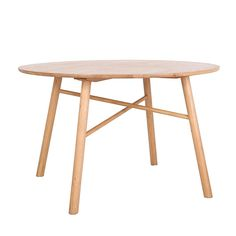 Buy Scandinavian Dining Tables Online or Visit Our Showrooms To Get Inspired With The Latest Dining Tables From Life Interiors - Whywood Dining Table (Oak)