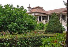 Palácio dos Condes de Santar - Portugal