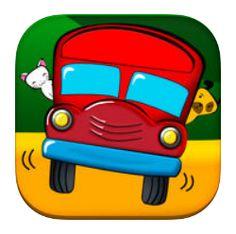 Actividades para Educación Infantil: Spanish School Bus APPS