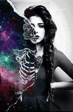hipster art girl moda - Buscar con Google