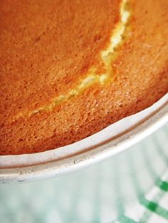 Hot Milk Sponge Cake – Inspired to Bake Hot Milk Sponge Cake Recipe, Hot Milk Cake, Vanilla Sponge Cake, Sponge Cake Recipes, Pound Cake Recipes, Easy Cake Recipes, Baking Recipes, Dessert Recipes, Sponge Recipe