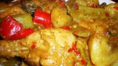 To Chicken Curry (Pinoy Style)