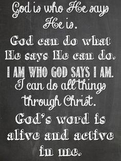 "Beth Moore 5 Statement Pledge of Faith ""Believing God"""