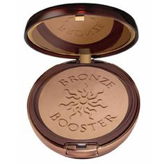 Bronze Booster Glow-Boosting Pressed Bronzer $14.95  Medium to Dark