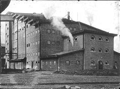 Hans Poelzig, Sulphuric Acid Factory in Luban, (1911-1912) / http://rudygodinez.tumblr.com/page/5