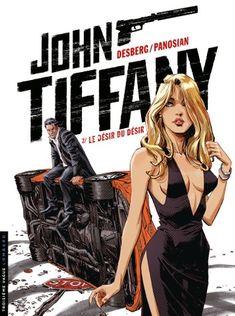 Bd Comics, Comics Girls, Female Drawing, Female Art, Comic Book Artists, Comic Books Art, John Tiffany, Pulp Fiction Comics, Bd Art