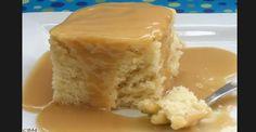 Plus de secrets pour le p'tit gâteau blanc et sa sauce au caramel de chez St-Hubert!