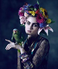 Editorial moda Frida  #photo #fashion #editorial #Barcelona #foto #moda #editorial #frida #hugosalazar ✸✸Hugo Salazar Photographer / Hugo Salazar Fotógrafo ✸✸ para ver más fotos visita / more photos in http://www.hugosalazar.co.uk/