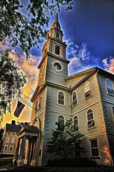 Title  First Baptist Church In America - Providence   Artist  Stephen Stookey   Medium  Photograph - Photography