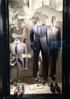 tie bow window display - Recherche Google