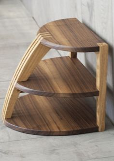 'Kella foot stool', Nottinghamshire- Rosalind Sinclair, Lee Sinclair Furniture