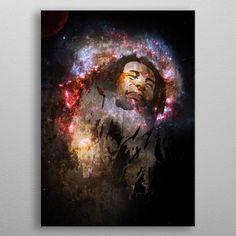 Buffalo Soldier by Colo Art Buffalo, Printer, Canvas Art, Batman, Spiral Notebooks, Posters, Fine Art, Superhero, Metal