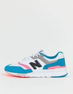 the latest f08ab 41d04 New Balance 997 trainers in white