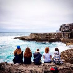 A journey is best measured in friends, rather than miles-Tim Cahill #Ireland #studyabroad #travel