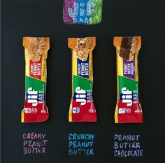 In need of some peanut butter happy? Try new Jif™ Bars made with irresistible Jif® Peanut Butter!
