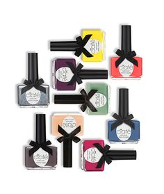 Ciate nail polish we can't get enough of. Have a look at our blog post on one of our fave creations from them   http://blog.glossybox.co.uk/new-for-nails-ciate-chalkboard-manicure/