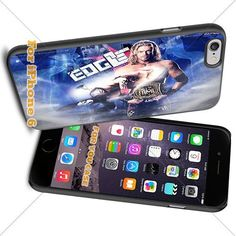 Sport WWE Edge Cell Phone Iphone Case, For-You-Case Iphone 6 Silicone Case Cover NEW fashionable Unique Design