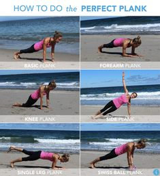 Knee plank doesnt look effective Lmao but this is good to know because form is key!