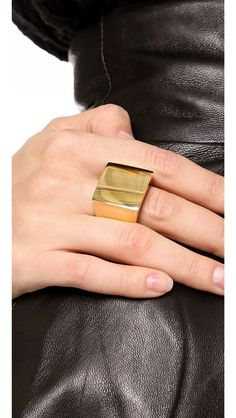 Michael Kors Signet Ring