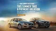 Volvo Summer Sales Event at McDonald Volvo. www.mcdonaldvolvo.com