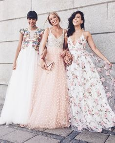 prettiest long maxi dresses