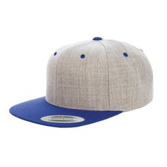 Flexfit Classic Snapback Cap - One Size Fits Most - New Colors - Heather -  Brand f8d2d1e81258
