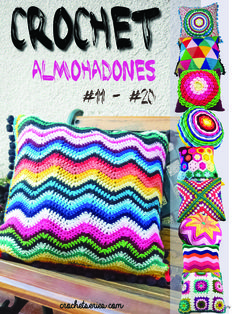 Get your digital subscription/issue of Crochet Almohadones Magazine on Magzter and enjoy reading the Magazine on iPad, iPhone, Android devices and the web. Rubrics, Hobbies And Crafts, Pillows, Cushions, Magazine, Blanket, Iphone, Digital, Creative