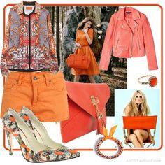 Bleu comme une orange | Women's Outfit | ASOS Fashion Finder