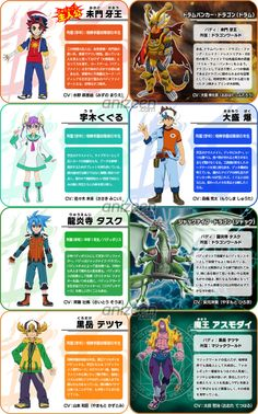 25 Best Future Card Buddyfight images in 2015 | Anime shows