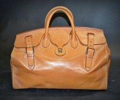 Ralph Lauren Cooper Bag : Modern Classic