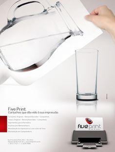 FIVE PRINT