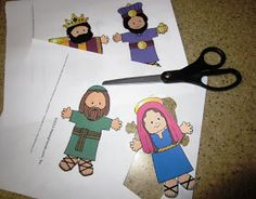 1-Minute Bible Love Notes: Children's Play Nativity