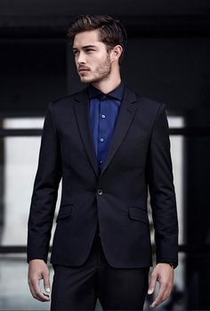 Francisco Lachowski Stars in RW & CO. Holiday 2014 Look Book