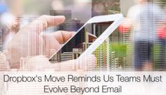 Andrew Filev shares his thoughts on what the end of Dropbox Mailbox means to the world of work management and collaboration software: https://www.wrike.com/blog/dropboxs-move-reminds-us-teams-must-evolve-beyond-email/?utm_source=pinterest&utm_medium=socials&utm_campaign=blogposts